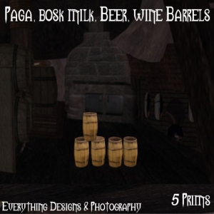 BeFunky_Barrels, Paga, bosk milk, Beer, wine