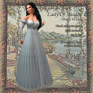Lady of Avalon - Misty water
