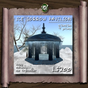 (RVi Design) Ice Sorrow Pavilion