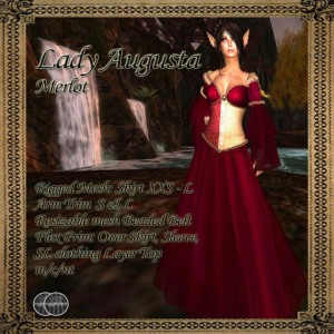 BMe Lady-Augusta Merlot