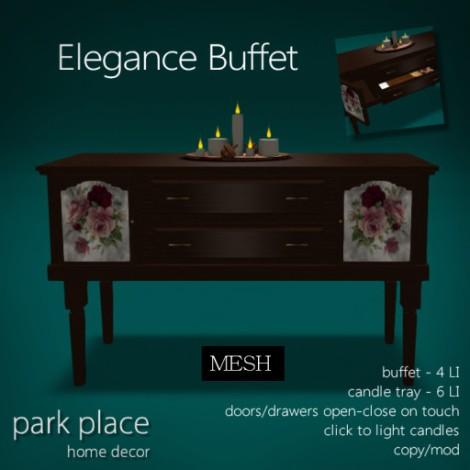 [Park Place] Elegance Buffet