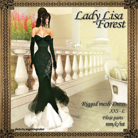 Lady Lisa - Forest-ad